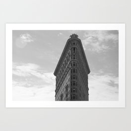 NYC / Flatiron Art Print