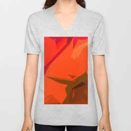 Mountain of Possibilities Unisex V-Neck
