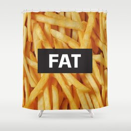 Fat Shower Curtain