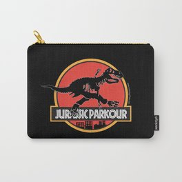 Jurassic Parkour Carry-All Pouch