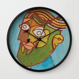 HIPSFACE Wall Clock