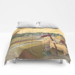 don chisciotte Comforters