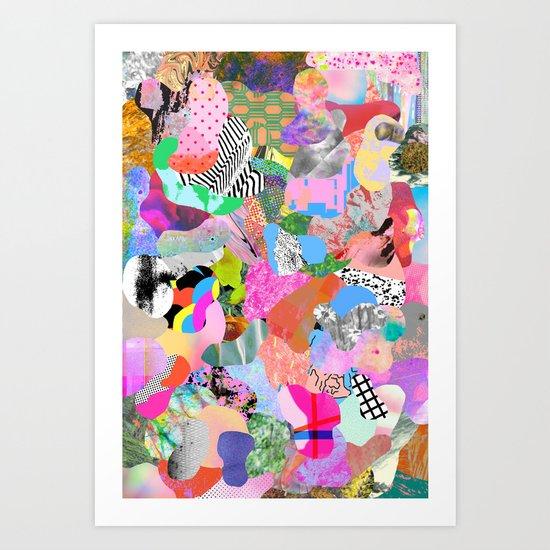 End of Daze Art Print