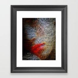 Always thinking of You Framed Art Print