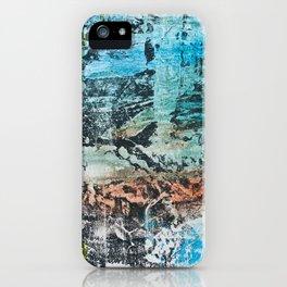 walls #4 iPhone Case