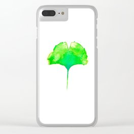 MISSING TOKYO Clear iPhone Case