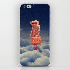 Galactic Traveller iPhone Skin
