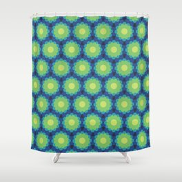 Groovilicious Shower Curtain