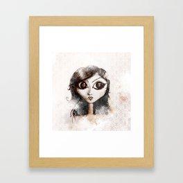 Alien-ada Framed Art Print