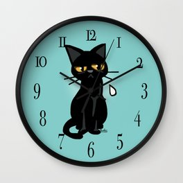 He is disappointed Wall Clock