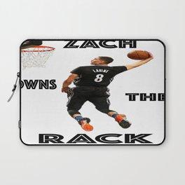 ZACH LAVINE OWNS THE RACK Laptop Sleeve
