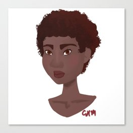 Sianna Canvas Print