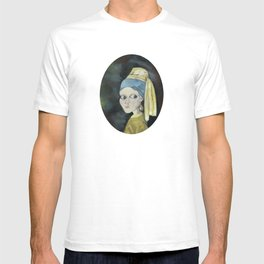 Girl with the Pearl Earring T-shirt