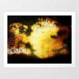 XZ4 Art Print