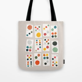 Domino Tote Bag