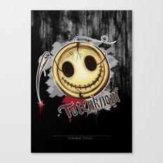 Totenknopf Canvas Print