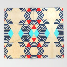 Commensus Throw Blanket