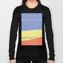 Primary Beach Long Sleeve T-shirt