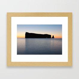 Perce Framed Art Print
