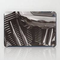 motorcycle iPad Cases featuring Motorcycle by Jaci Wandell