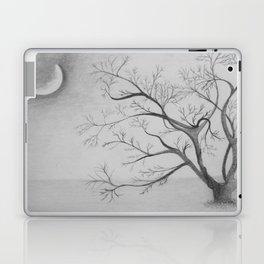 Tree Moon Light Laptop & iPad Skin