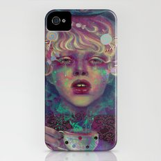 The Mad Hatter iPhone (4, 4s) Slim Case
