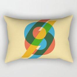 six to nine Rectangular Pillow