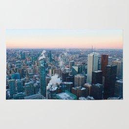 Toronto Sunset Rug