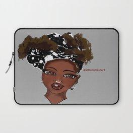 Afrique Chique Laptop Sleeve