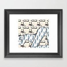 Sex Framed Art Print