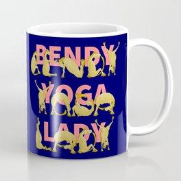 Yoga Pony Coffee Mug