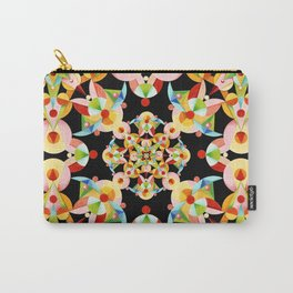 Kaleidoscope Fiesta Carry-All Pouch