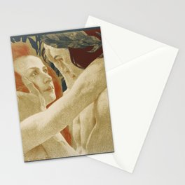 Enigma (L'Estampe Moderne) (1898) by Henri Jules Ferdinand Bellery–Desfontaines. Stationery Cards