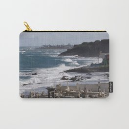 The Edge of Puerto Rico Carry-All Pouch
