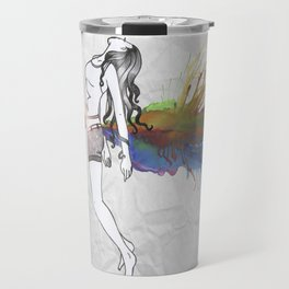 I Am Colour Travel Mug