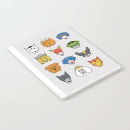 Super Dogs Notebook