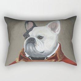 Marc-Antoine Bouledogue Rectangular Pillow