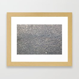 Jack Frost 1 Framed Art Print