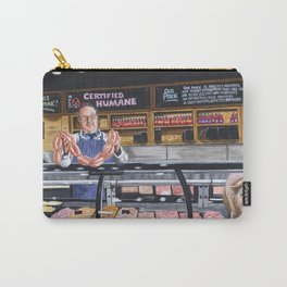 Now Serving Carry-All Pouch
