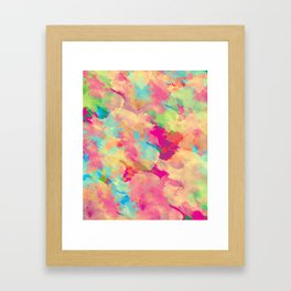 Abstract 40 Framed Art Print