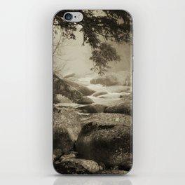 Mountain Brook iPhone Skin