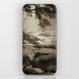 Mountain Brook iPhone Skin