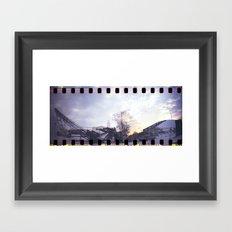 Sprockets Ho! Framed Art Print