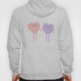 Candy Sweethearts  Hoody