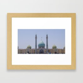 Jamkaran Framed Art Print