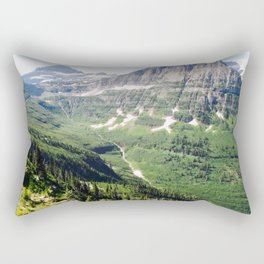 Time To Reflect Rectangular Pillow