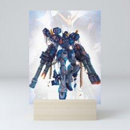 HeavyArms Custom Mini Art Print