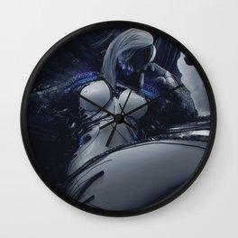 Queen Sindra Wall Clock