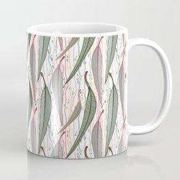 Bush Eucalyptus Pattern Coffee Mug