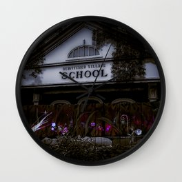 Bewitched School Fae Parade Wall Clock